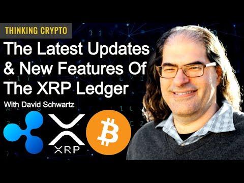 David Schwartz Ripple CTO Interview - XRP Ledger, CBDCs, Private Ledger, Flare, PolySign, Bitcoin