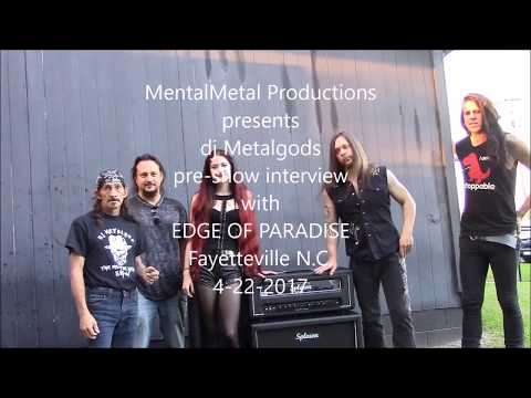 Dj Metalgod video interview with Edge of Paradise 4 22 2017 MP4