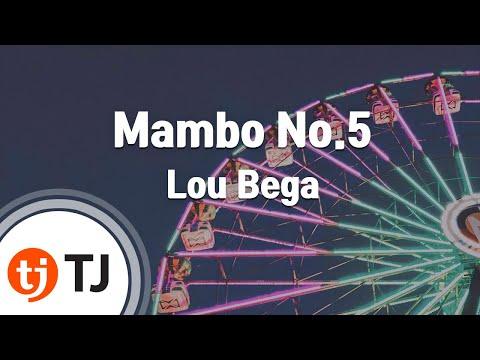 [TJ노래방] Mambo No.5 - Lou Bega / TJ Karaoke