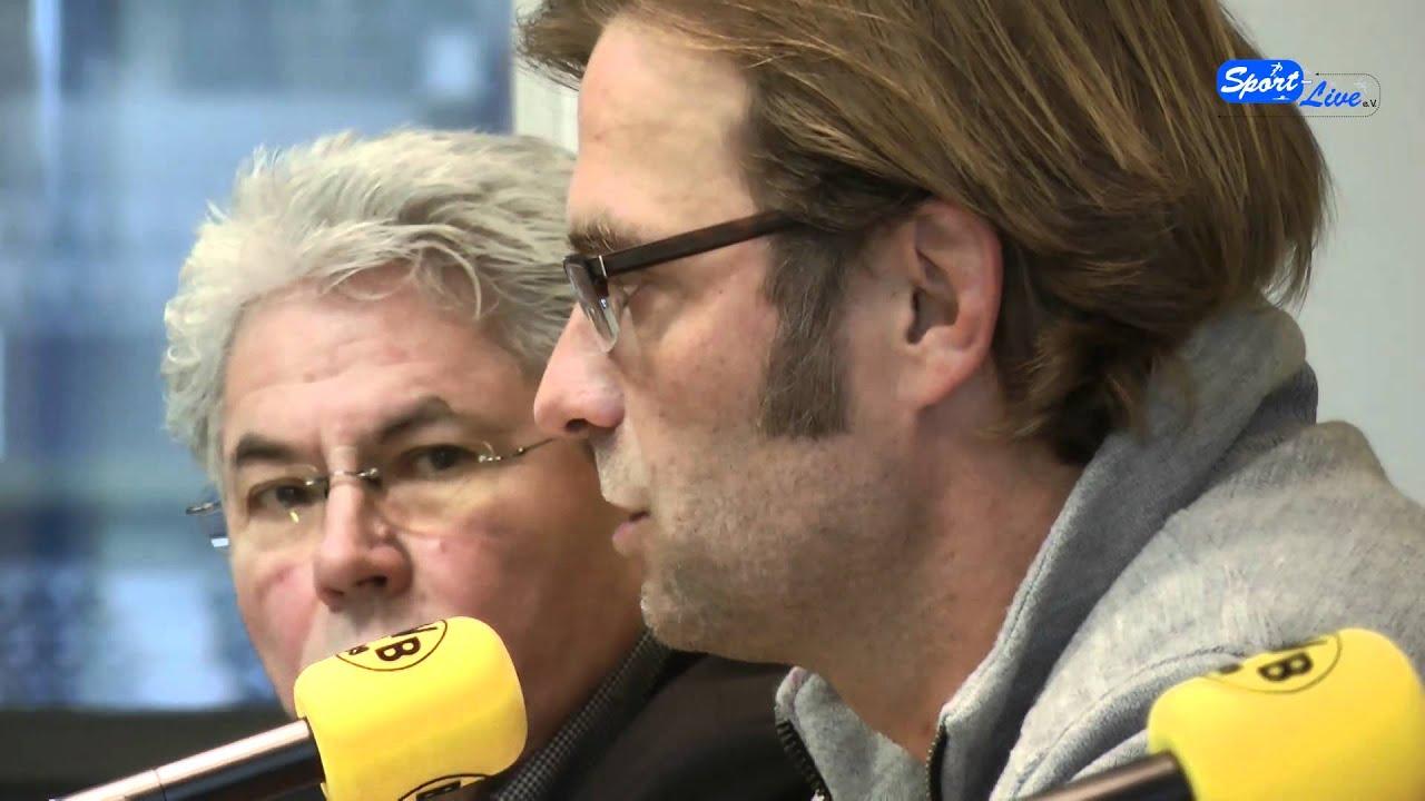 Borussia Dortmund: Pressekonferenz vor dem Spiel gegen 1899 Hoffenheim (26.01.2012) Teil 1