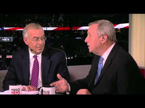 Sen. Dick Durbin Gives Democratic Perspective of RNC