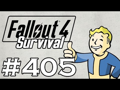 Let's Play Fallout 4 - [SURVIVAL - NO FAST TRAVEL] - Part 405 - Faneuil Hall