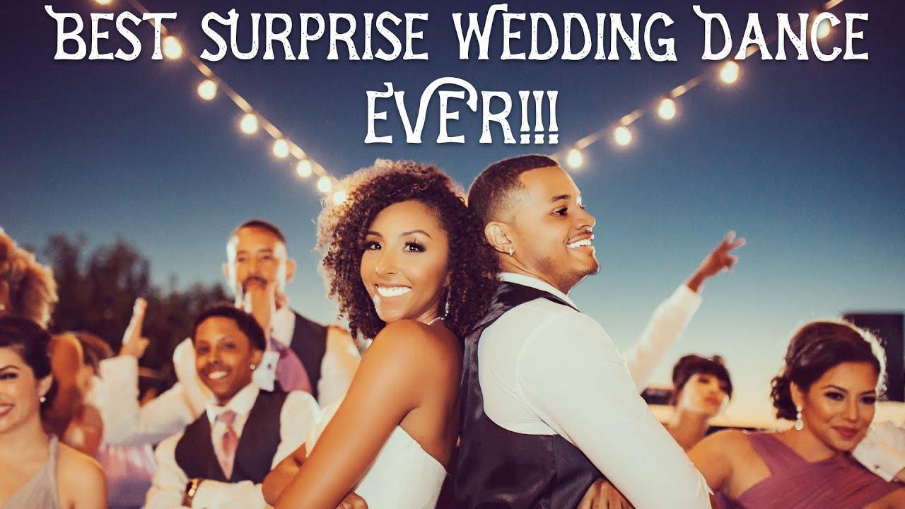 The Best Surprise Wedding Dance Ever  Biancareneetoday -2369