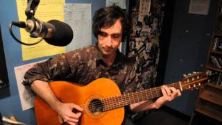 "Ben Everyman sings "" Rock and Roll Star "" on Sound Therapy Radio show."
