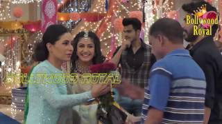 On Location Of TV Serial 39 Ishqbaaz 39 Fun Time
