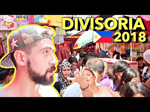 DIVISORIA! 🇵🇭 | Can Buy LITERALLY EVERYTHING Here! Best Market of the PHILIPPINES!