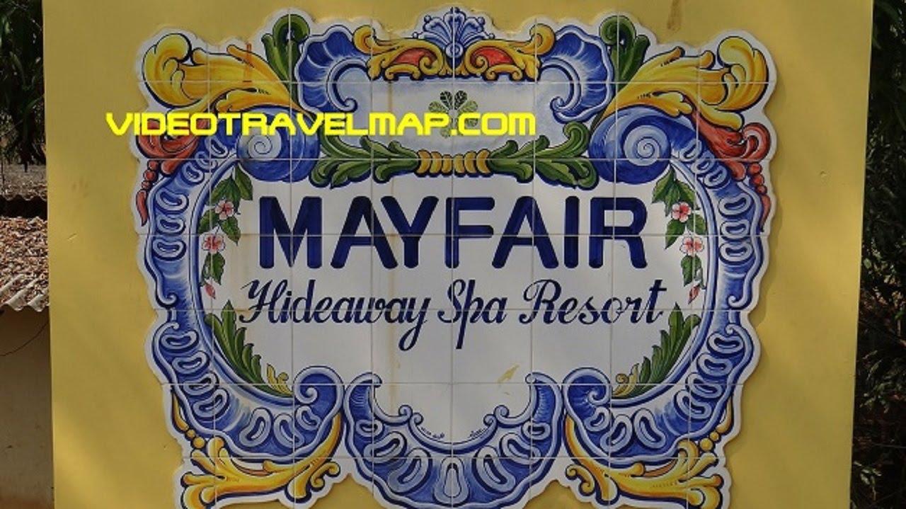 MAYFAIR Hideaway Spa Resort 🏨 Betul Goa