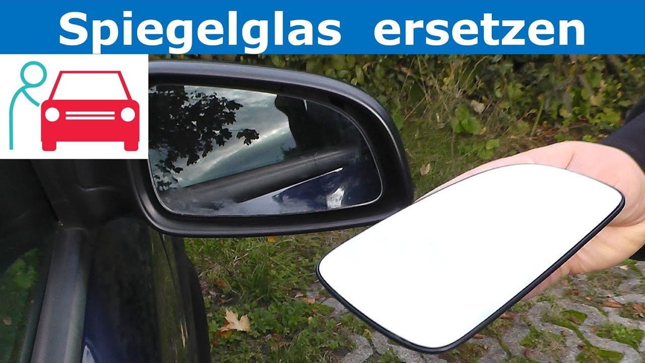 Rechts Beifahrerseite Spiegelglas Außenspiegel für BMW 3er 1999-2006