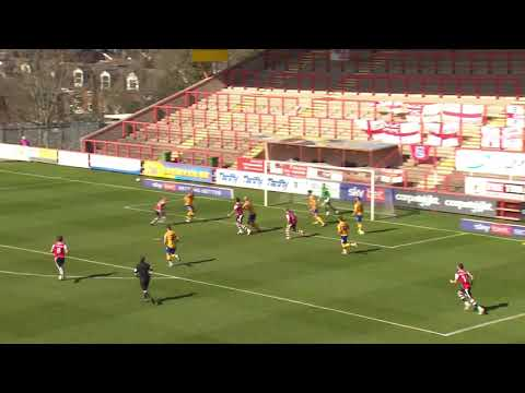Exeter City Mansfield Goals And Highlights