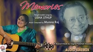 Memories | Usha Uthup | Munna-Raj | A musical tribute by original Pancham Musicians