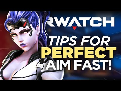 Top 5 Tips To Improve Your AIM Fast! - Overwatch Guide