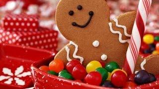 Имбирное печенье . Новогодний рецепт