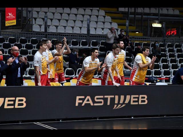 [FullMatch] Virtus Segafredo Bologna - Carpegna Prosciutto Basket Pesaro: 100-80