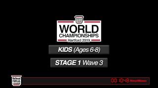 Kids Stage 1 Wave 3 - 2019 NNL World Championship