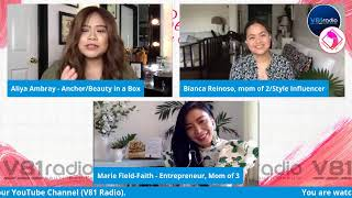 Beauty in a Box with Special Guests Bianca Reinoso, Marie Faith & Misha Bernardino