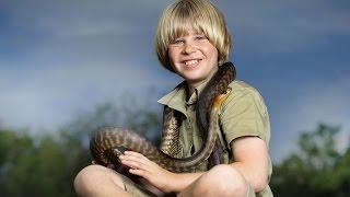 Meet Robert Irwin He Loves Animals But He S Not Yet Into Girls