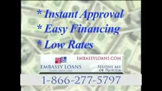 Car Title Loans by Embassy Loans of Florida