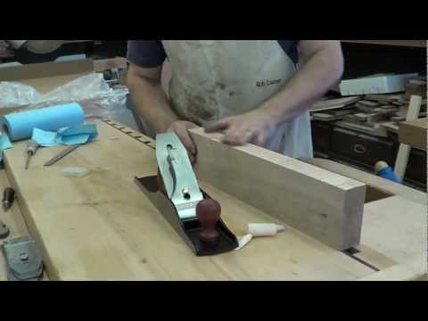Box to Bench, Rob shows what to do with a new Woodriver plane