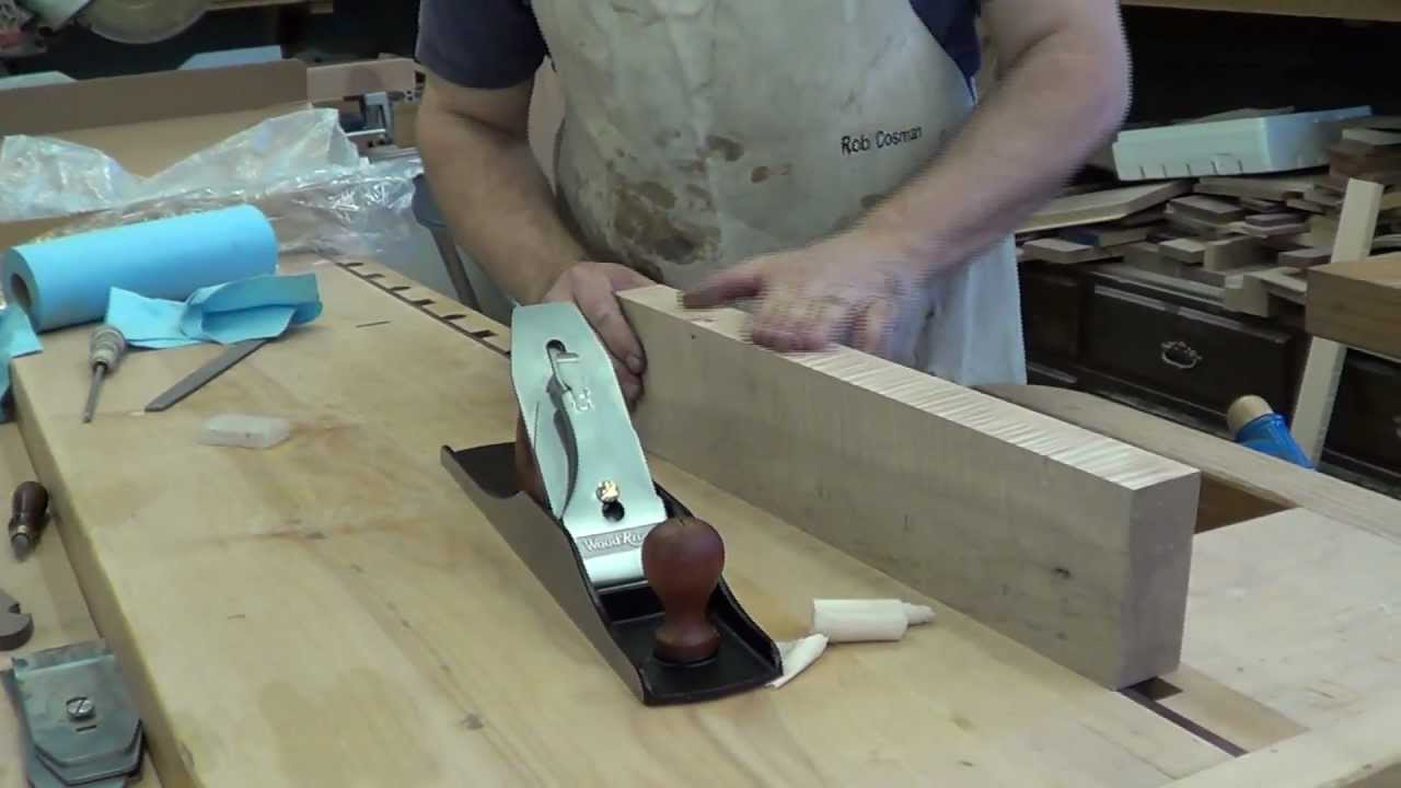 woodriver planes. box to bench, rob shows what do with a new woodriver plane - youtube planes n