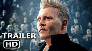 FANTASTIC BEASTS 2 Trailer (2018) Harry Potter, Johnny Depp Movie