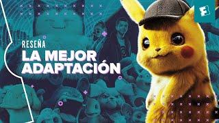Crítica a Pokémon: Detective Pikachu: ¿La mejor adaptación de un videojuego?