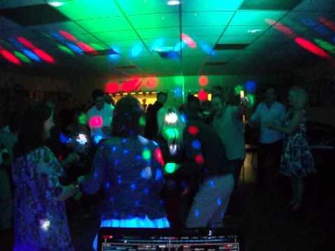 Super FX Disco 60th birthday party Begbroke oxford