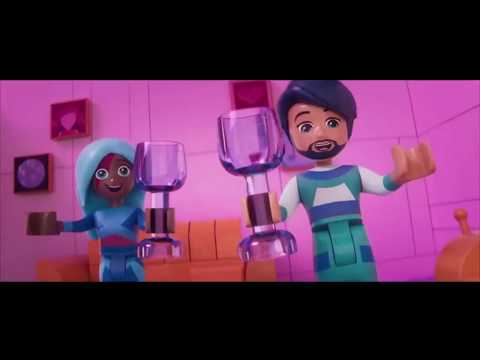"""The Lego Movie 2: The Second Part : """"Catchy Song/Brainwashing"""" Scene [1080p60fps]"""