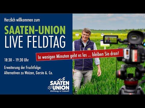 Saaten-Union Live-Feldtag: