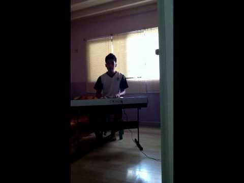 "Waiting Outside The Lines- Greyson Chance ""(cover)"" Carl Lopez"