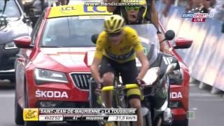 Победа НИБАЛИ на этапе Тур де Франс 24.07.2015