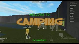 Ne Stingnavme do kraj :( I Roblox Camping 2 2/2