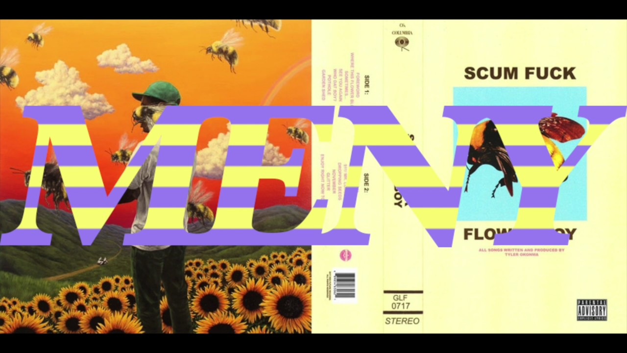 Tyler The Creator Garden Shed Clean Youtube