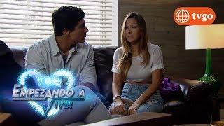 ¡Fabiola se muestra preocupada por la relación de Rosy y Sergio! - VBQ Empezando a Vivir 15/01/2018