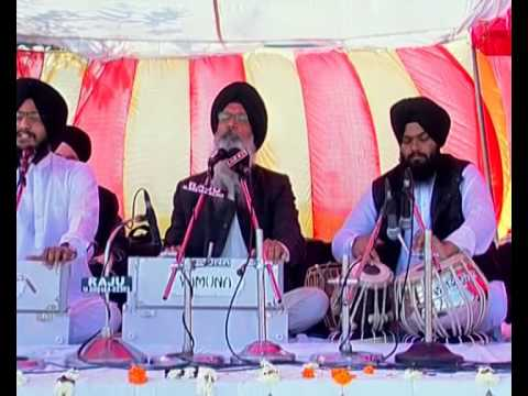 Bhai Maninder Singh Ji - Kaisi Aarti Hoye - Aisa Keertan Kar Man Mere