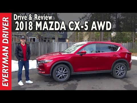 Here's the 2018 Mazda CX-5 AWD on Everyman Driver
