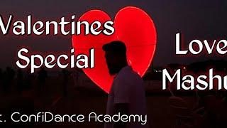 Valentines Day Special | Dance Choreography | Love Mashup | CDA Choreography