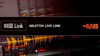 Урок по Ableton Live Link [Wolfframe]