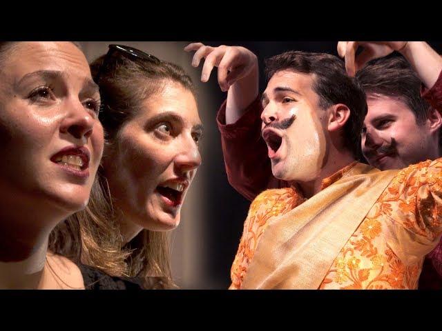 Mozart - Cosi fan tutte - Acte 1- LIVE 4K
