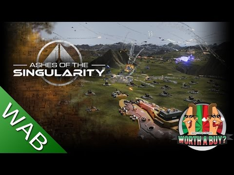 Ashes of the Singularity Review (early access) - Worthabuy?