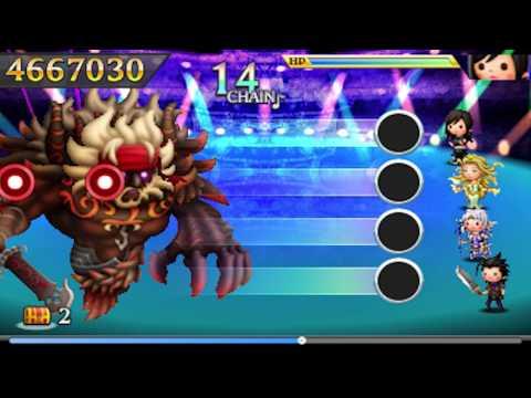 Theatrhythm Final Fantasy: Curtain Call - real Emotion [Final Fantasy X-2]