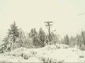 Avalanche Buries Mountain Highway Near Reno