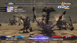 The Last Remnant [PC] - Battle Gameplay Redux