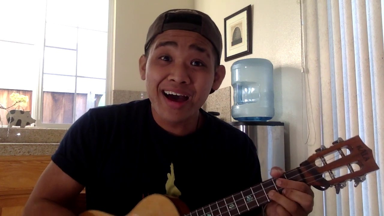 how to play want u back on ukulele