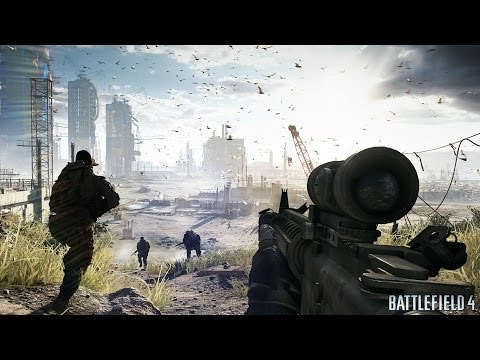 Battlefield 4 Baku HD Gameplay (M)(HUN)