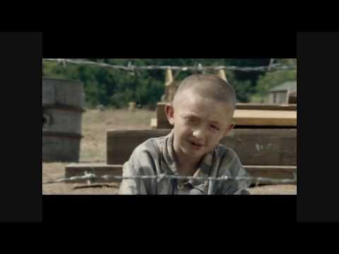 The Little Boy in Striped Pajamas