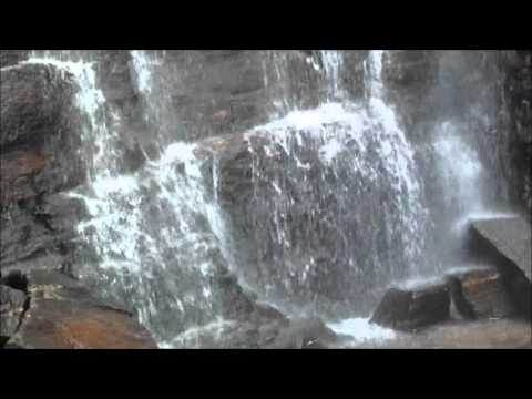 Hickory Nut Falls, Chimney Rock Park Waterfall