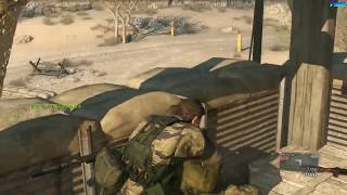 METAL GEAR SOLID V THE PHANTOM PAIN Gameplay | Max Settings | A Hero
