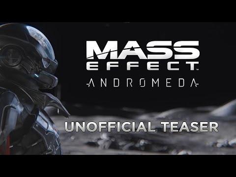 MEAndromeda, Андромеда, Andromeda, Инициатива Андромеда, Andromeda Initiative, AI, фанвидео