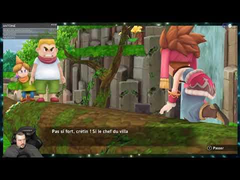 Secret of Mana en 3d ça donne quoi? #jamais joué (PC)