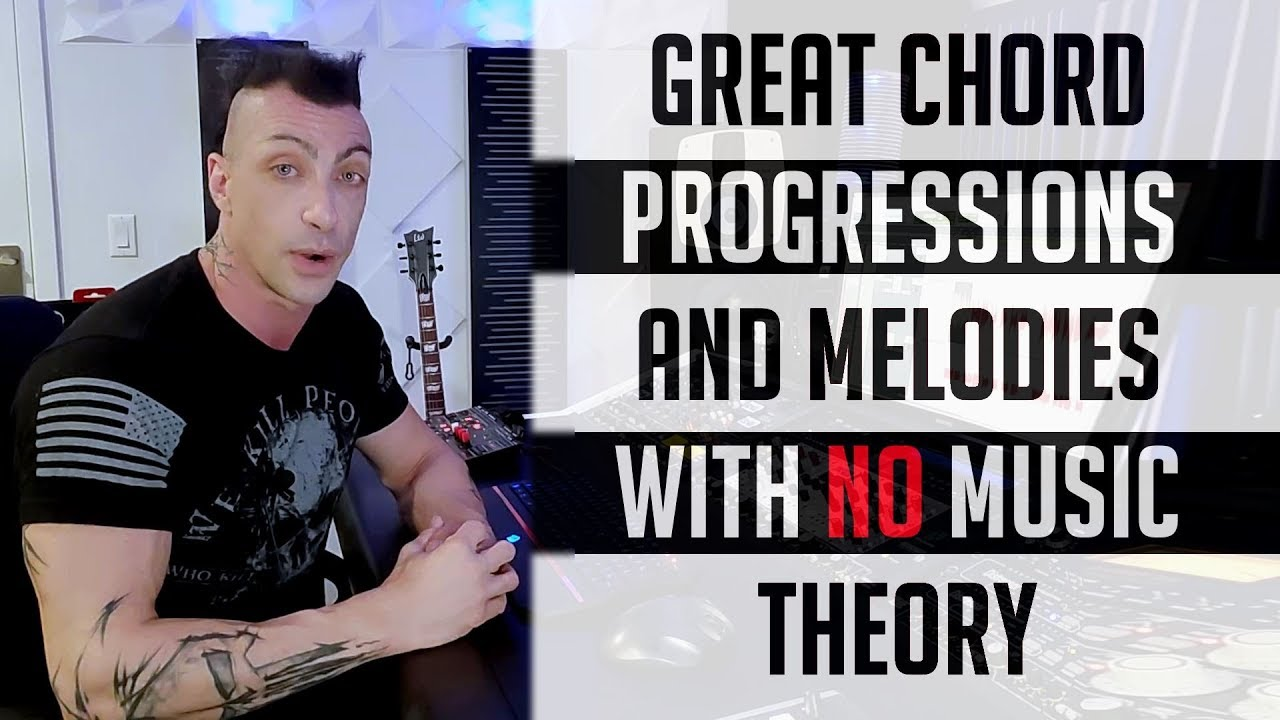 Chords AND Melodies Without Music Theory? Now You Can (but you still need taste)